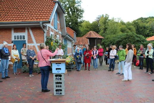 Semesterstart im Schlossgarten